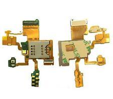 Sony Ericsson Xperia Ray ST18I ST18 Sim Card Reader Tray Slot Flex Cable Ribbon