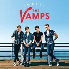 The Vamps   'Meet the Vamps'    (CD)     ***Brand New***