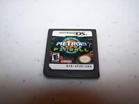 Metroid Prime Pinball (Nintendo DS) Lite DSi XL 3DS 2DS Game