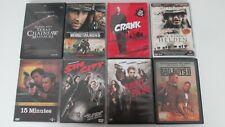 8 DVDs - Action Filme / Sammlung, Konvolut (FSK 18)  DVD