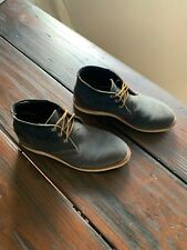 Red Wing Heritage 3146 Classic Men's Work Chukka Boot Blue 11 D