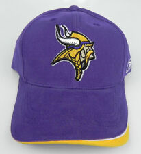 MINNESOTA VIKINGS NFL REEBOK VINTAGE RETRO 2-TONE FINAL PLAY CAP HAT NWT! aa3dec9d0