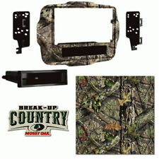 Metra MOBU-99-6532 Single DIN Mossy Country Dash Kit for 2015-Up Jeep Renegade