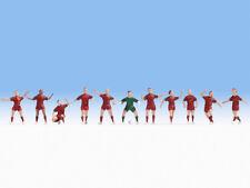 Noch 15981 échelle H0, figurines équipe de football Portugal #