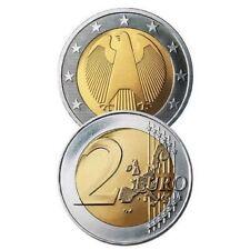 Pièces euro d'Allemagne pour 2 Euro année 2002