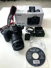 Canon EOS 70D + 18-135mm [Low] conteggio dell'otturatore fotocamera DSLR-S 18-135 EF IS STM Lens