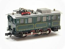 N Scale - Fleischmann Piccolo #7306 Electric PZB Locomotive Train RARE