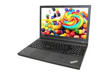Lenovo ThinkPad T540p 15,6 Zoll i5-4300M 2,6GHz 8Gb 500Gb 1366x768 Fingerpr WWAN