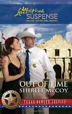 Out of Time (Love Inspired Suspense) by Shirlee McCoy