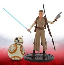 """Rey & BB-8 Elite Series Die Cast Action 6"""" Figures Star Wars NIB"""