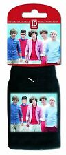 1D One Direction Black iPhone Blackberry Sock Band Picture Cover Case Official
