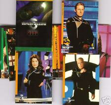Babylon 5 Season Four card set