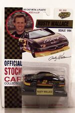ROAD CHAMPS ~ RUSTY WALLACE ~ #2 PONTIAC EXCITEMENT ~ 1/64