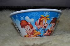 Kellogg's Cereal Bowls, Rice Krispies, Froot Loops, Frosted Flakes, Corn Flakes