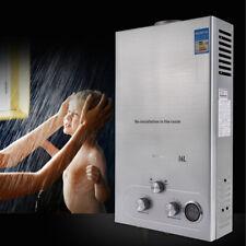 Warmwasserbereiter Natural gas 16L Durchlauferhitzer Warmwasserbereiter Boiler