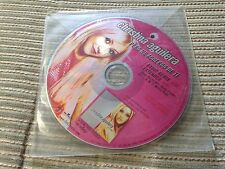 CHRISTINA AGUILERA SPANISH CD SINGLE SPAIN PROMO PICTURE DISC PERO ME ACUERDO