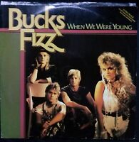 "BUCKS FIZZ - WHEN WE WERE YOUNG 12"" U.K. PRESSING"