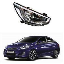 LED Head Light Lamp RH 921021R500 For Hyundai Accent Verna Solaris 2013 2014