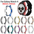 For Samsung Galaxy Watch 4 40/44mm TPU Full Protect Screen Protector Case Cover