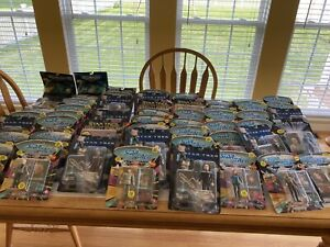Classic Playmates STAR TREK Action Figures Lot Of 61 1993,94 & 95. Great cond