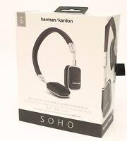 Harman/Kardon SOHO On-Ear-Kopfhörer NEU > 1 Jahr Garantie! <  Headphones NEW