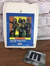 8 TRACK Oak Ridge Boys Bobbie Sue Truck Music Southern Vintage 1981 MCA Record