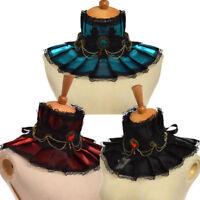 Vintage Victorian Rhinestone Chain Opera Collar Cosplay Costume Choker Collar