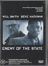 "Enemy Of The State (DVD) Region 4 ""NEW AND SEALED"""