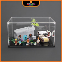 Display stand and case for LEGO Ideas: The Flintstones (21316)