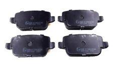 REAR BRAKE PADS FOR FORD MONDEO MK4 MARK IV  2007 ONWARDS OE QUALITY