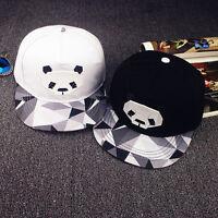 Unisex Men Women Adjustable Baseball Cap Hip-Hop Bboy Snapback Hats Fashion Hat#