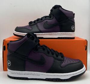 Nike Dunk High Fragment Design Beijing (2021) DJ0382-600 Mens Size 8