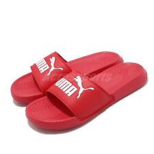 Puma Popcat Hibiscus Red White Men Sports Sandals Slides Slippers 360265-45