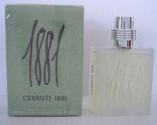 CERRUTTI 1881 EdT POUR HOMME Eau De Toilette MEN 100ml EDT Spray  NEU