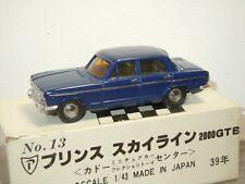 Prince Skyline 2000 GTB - Kado 13 Japan 1:43 in Box *32522
