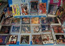 1986-87 Fleer Michael Jordan Rookie Card Lot    Bulls inserts sticker foil rare
