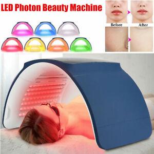 PDT LED Light Photodynamic Facial Skin Rejuvenation Photon Acnes Therapy Machine