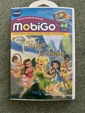 3417762509035 Vtech Mobigo Disney Game Touch Learning System