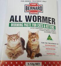 SBPC All Wormer Cat & Kitten Paste