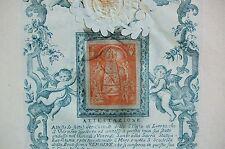 Hl. Haus im Loreto Wallfahrt Gnadenbild Maria Lauretana 1821