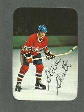 1977-78 OPC O-Pee-Chee Hockey Steve Shutt #19 Canadiens Insert Subset NM/MT