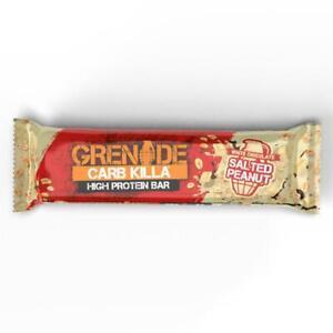 Grenade Carb Killa White Choc Salted Peanut 60g (Pack of 12)