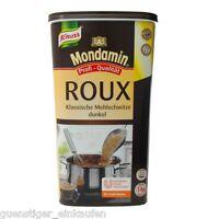 (13,99€/kg) 1kg Mondamin Roux Mehlschwitze dunkel Gastro Pack Profi Qualität
