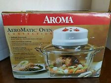 Aroma Housewares AST-900E Aeromatic Convection Oven New in Box
