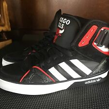 Chicago Bulls Adidas Originals Space Diver Shoes Boys Size 6 Rare