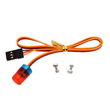 1/10th RC-LED-Red-Flashing-Light-Rotating-for-RC.fire engine/ambulance/police