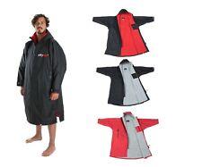 dryrobe Advance Adult Changing Robe - Long Sleeve Change Poncho - Waterproof