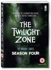 Twilight Zone - The Original Series Season 4 5030697020048 DVD Region 2