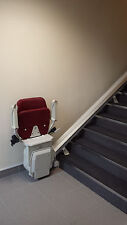 STANNAH 420 STAIR LIFT WITH 1 YR GUARANTEE: MOBILITY EQUIPMENT
