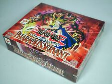 Yugioh Pharaoh's Servant Booster Box PSV Unlimited Factory Sealed 24 Packs Mint